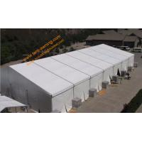 China Temporary or Semi-permanent Use Outdoor Warehouse Tents Aluminum Windproof Marquees wholesale