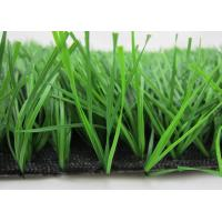 China Soft 60mm Height Sports Field Football Artificial Grass With FIFA 1 Star Certification wholesale
