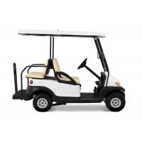 China Lovely Delicate Electric Car Golf Cart , Soft Seat Neighborhood Electric Vehicle wholesale