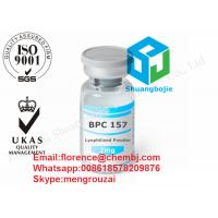 China Pentadecapeptide Bpc 157 with 2mg /vial Human Growth Hormone for Bodybuilding wholesale
