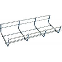 China Stainless steel straight welding wire mesh cable tray, indoor or outdoor, 100*50mm wholesale