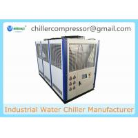 China 20 tons Scroll Copeland Compressor Air Cooled Industrial Water Chillers wholesale