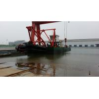 China 14inch hydraulic cutter suction dredger wholesale