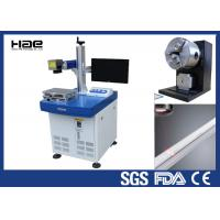 China Optical Device Laser Coding Machine , 5W 7W 9W Laser Etching Machine For Metal wholesale
