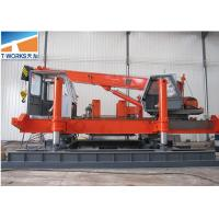 China 120T Hydraulic Press In Pile Driver ISO9001 SGS GOST CE Certification on sale