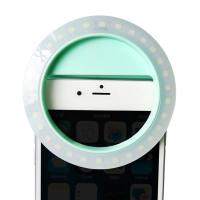 China Mobile Phone Rechargeable Selfie Light Beauty Flash Light With USB Charging Cable wholesale