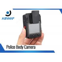 China Law Enforcement HD Body Camera WIFI With 2.0 Inch LCD Display wholesale