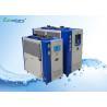 China 3 unidad de refrigeración de agua de HP de la fase 5 del refrigerador del agua comercial de la baja temperatura wholesale