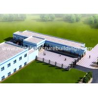 China Здания структуры металла АСТМ материальные, здания железного каркаса с любезным дизайном wholesale
