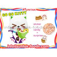 Customize Flavor Vitamin C Small Tablets Candy For Kids Surprise Egg Shape