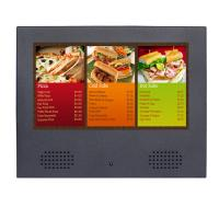 China OEM High Resolution LCD Digital Photo Frame With Speaker In Front wholesale