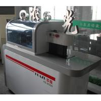 China Lighted Channel Letter Stainless Steel Bending Machine With 2 Stepper Motors / 2 Servo Motors on sale