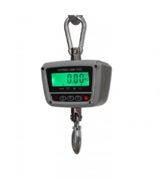Quality Portable Aluminum casting Hand Digital Crane Scales waterproof Hanging Weighing Scale for Industrial  IP65 LCD display for sale
