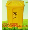 China cheap square medical sharp needles disposal sharps container, sharps disposal container, plastic disposable bin, hospita wholesale