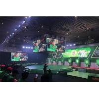 China 500-7000CD Brightness Outdoor Rental Led Screen SMD P3.91 1R1G1B Customize Pixel wholesale