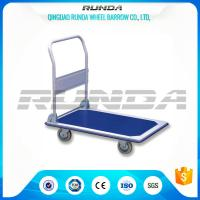 China Transportation Hand Truck Dolly Foldable , Platform Hand Truck Roll Container SGS wholesale