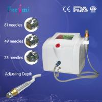China fractional microneedle rf face lifting laser beauty machine factory price for sale wholesale