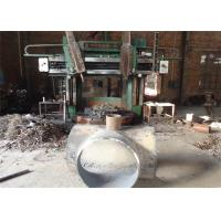 China Heating And Pushing Carbon Steel Weld Fittings Reducing Tee ASME B16.9 on sale