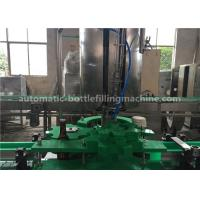 China Reasonable Stucture Glass Bottle Filling Machine SUS304 SS For Small Scale Filling on sale