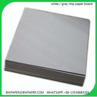 China China woodfree uncoated paper A4 paper raw material cardboard grey wholesale
