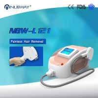 Big spot size 808nm diode laser hair removal machine for whole body