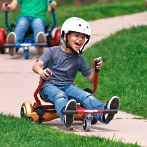 China Safe Holder Stand Youth Racing Go Karts , Hover Kart For Hoverboard wholesale