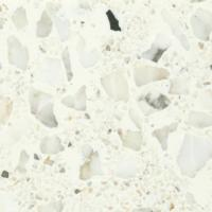 China irregular marble paving stone mosaic 300*300mm on sale