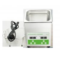 Buy cheap Ultrasonic Printhead / 3D Printing Cleaner Ultrasonic Washing Device 40KHZ 10L from wholesalers