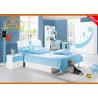 China European high end wedding beds furniture kids bedroom wholesale