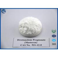 China Safety Drostanolone Steroid White Crystalline Drostanolone Enanthate Mast E Powder wholesale