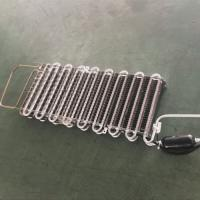 China High Exchanger Finned Refrigeration Evaporator Unit In Cold Storage With Aluminium Tube And Fin wholesale