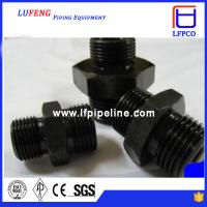China Stainless steel 10-24# stud bolt, flat stud bolt,brass stud bolt for HEX bolt on sale