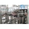 China Plastic Aqua Minaerl Water / Liquor /  Fruit Filling Machine , Juice Bottling Machine wholesale