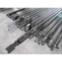 China Abrasion Resistant Threaded Drill Rod , Precision Ground Geological Drill Rod wholesale