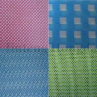 China Disposable spunlace nonwoven fabric for synthetic leather substrate wholesale