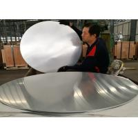 Quality Durable Hard Round Metal Discs , Multifunction Aluminium Discs Circles For for sale