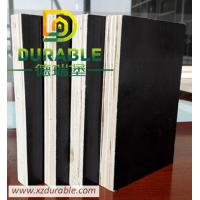 China (Cheap Price, Good Quality Black Film Faced Shuttering Formwork Plywood wholesale