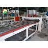 China Nonwoven Fiber Glass Laminated Gypsum Ceiling Tiles Production Line wholesale