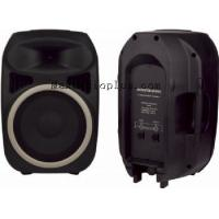 China 448mm Titanium Tweeter Passive Pa Speakers Injection Box 2 Way Speaker System wholesale