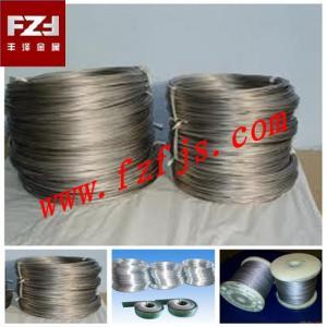 China pure titanium wire on sale