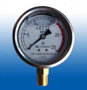 China pressure gauge wholesale