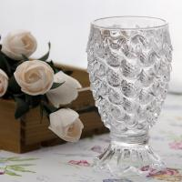 China Classical Fish Shape Whiskey Glass Cups Glassware Machine Made LFGB CIQ Approved on sale