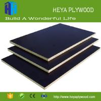 China 2018 building materials film faced plywood boiling water resistant plywood on sale