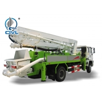 China New Pump Concrete 38m Pump Truck With Mixer Cost Seal With Low Price 38m Concrete Boom Pump wholesale