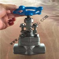 China Forged Steel Globe Valves wholesale
