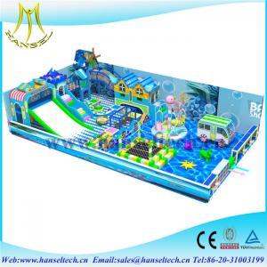 China Hansel 2017 hot indoor kids game room equipment indoor play park children game equipment wholesale