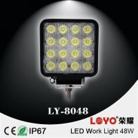 China promotion 13usd 48w led work light for offroad spot lighting on sale