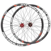 DT 350s 25mm X 30mm Carbon Fiber Road Wheels , Tubeless Hookless Lightweight MTB Wheels