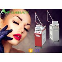China CE Laser Tattoo Removal Machine / Nd Yag Laser scar removal machine , 1-10HZ Frequency wholesale