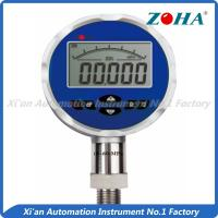China Economical Digital Air Pressure Gauge / Water Proof Electronic Pressure Meter wholesale